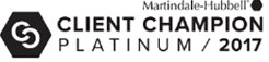 martindale hubbell platinum certified attorneys